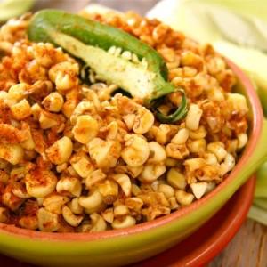 Smoky Jalapeño Roasted Corn Recipe