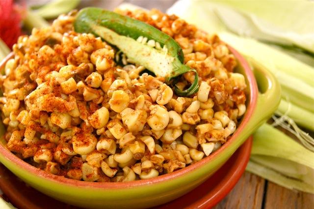 Smoky Jalapeño Roasted Corn