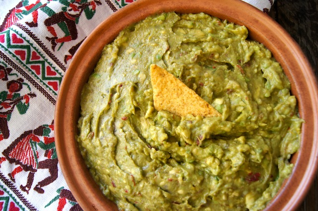 Smoky Chipotle Guacamole Recipe — Dishmaps