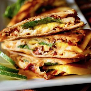 Chipotle Mango Quesadilla Recipe