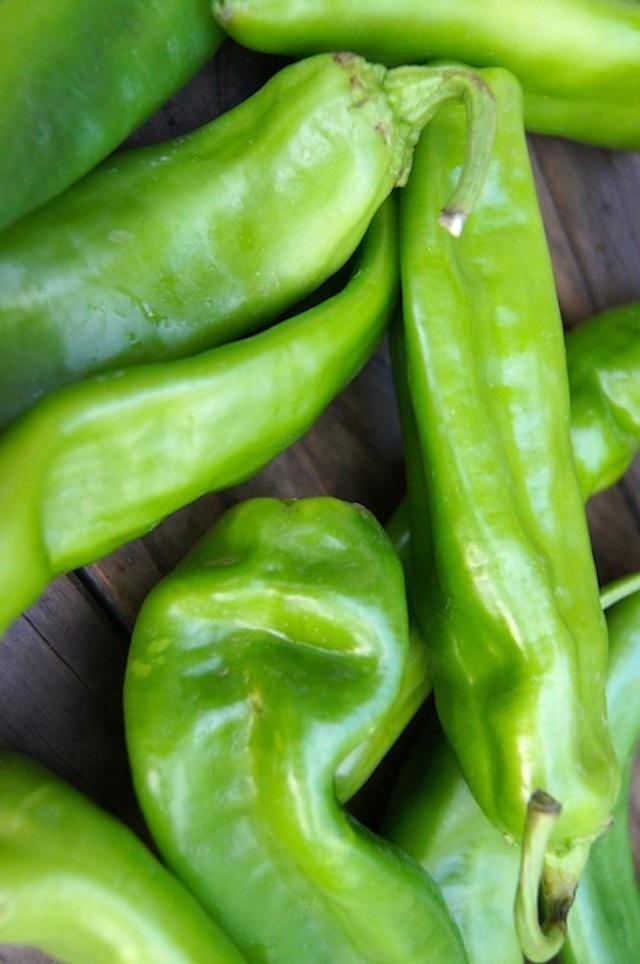 Fresh Hatch Chiles
