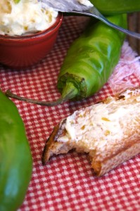 Hatch Chile-Agave Compound Butter Recipe