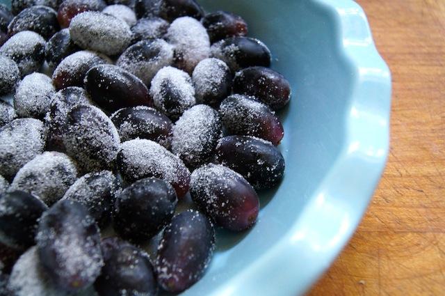 Black Muscato Grape Flaugarde