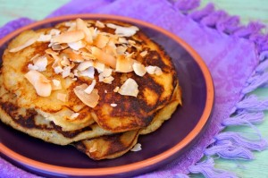 Gluten-Free Coconut-Pineapple Pancakes & Recipes Organic Bakery