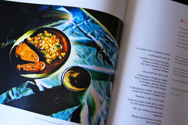 Page from An Artist's Kitchen