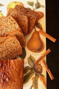 Organic Palm Sugar-Cinnamon Bread Recipe