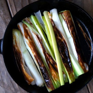Lemon-Sherry Braised Belgian-Style Leeks Recipe