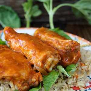 Sweet Pepper Baked Chicken Recipe