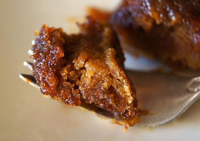Salted Spiced Caramel Potato Cake