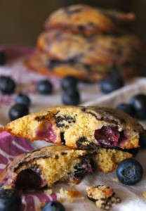 Glazed Blueberry Chocolate Chunk Cookie Recipe | Cooking On The Weekends
