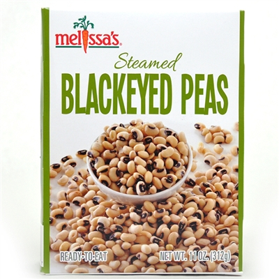 box of black-eyed peas from Melissa's Produce