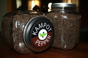 Kampot Black Pepper