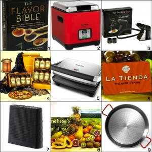 Gifts For the Cook Who (You Think) Has Everything – 2013