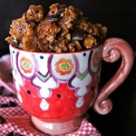 Chocolate Coffee-Almond Granola Recipe