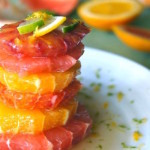 Honey Jalapeno Citrus Salad Recipe