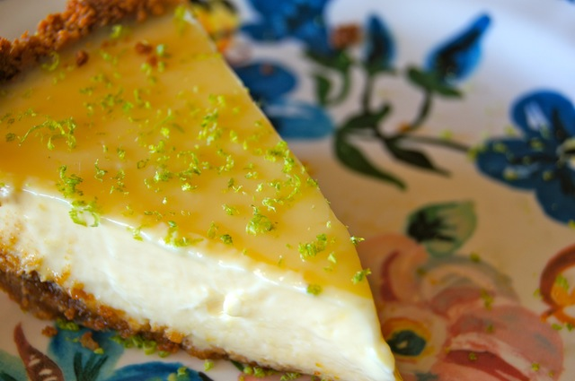 Ginger-Citrus Pie