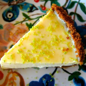 Ginger-Citrus Pie Recipe