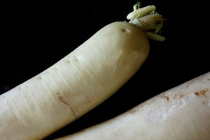 "Spicy Roasted Daikon ""French Fry"" Recipe 