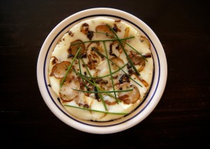 Caramelized Onion Potato Egg White Frittata Recipe