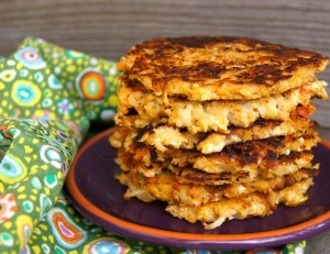 Spicy Cabbage-Potato Pancake Recipe for St. Patrick's Day | cookingontheweekends.com