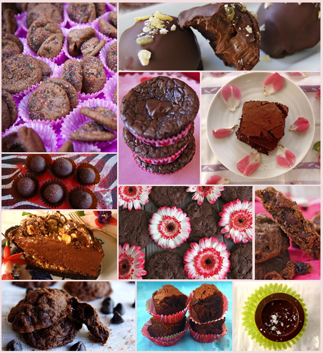 Valentine's Day Chocolate Recipes - 2014