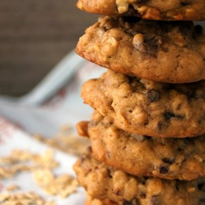Oatmeal Raisin (Chocolate Chip) Cookie Recipe