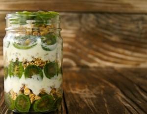 Baby Kiwi Parfait Recipe