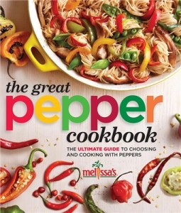 Roasted Red Fresno Pepper Pesto Recipe & The Great Pepper Cookbook Giveaway  | Cooking On The Weekends