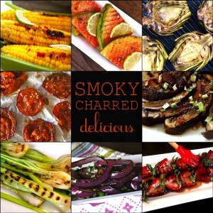 Eight Awesome Grilled Side Dish Recipes | cookingontheweekends.com #memorialdayrecipes