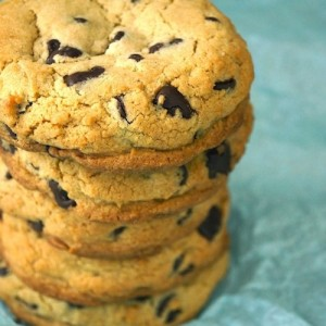 Super Chewy Chocolate Chip Cookie Recipe