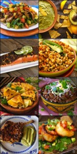 Cinco De Mayo Recipes 2014 | cookingontheweekends.com