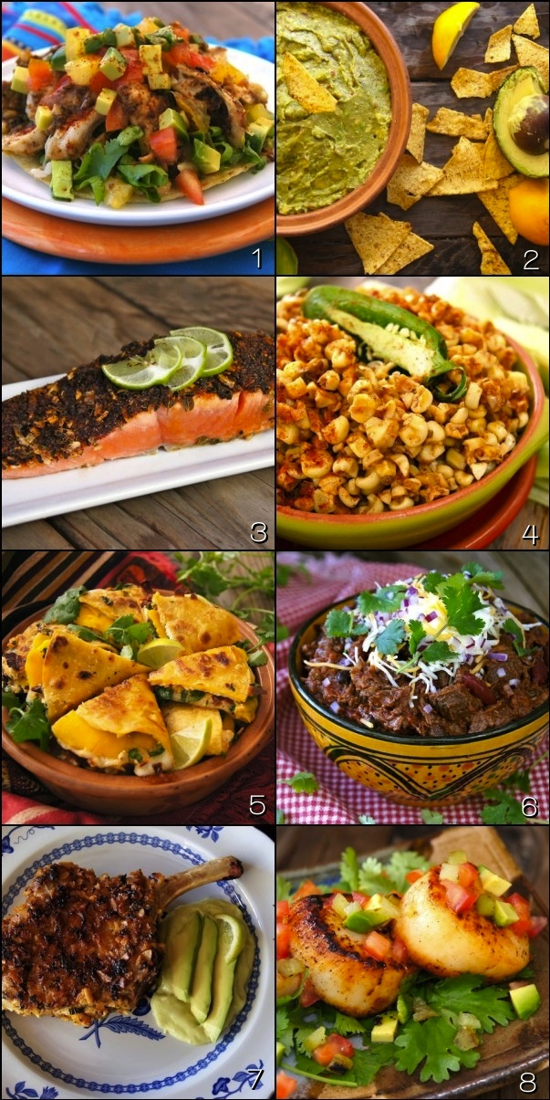 Cinco De Mayo Recipes 2014