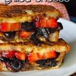 4th of July Recipe: Patriotic Grilled Cheese
