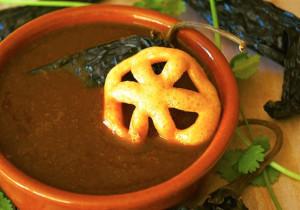 Cinco de Mayo Recipes: Smoky Pasilla Enchilada Sauce and Pasta Para Duros