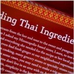 Cookbook Giveaway - Everyday Thai Cooking | cookingontheweekends.com