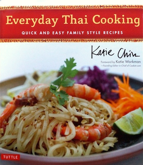 Everyday Thai Cooking cookbook cover