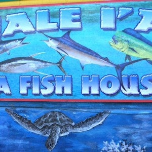 Hale I'A Da Fish House in Kawaihae, Hawaii: It's Where the Locals Eat