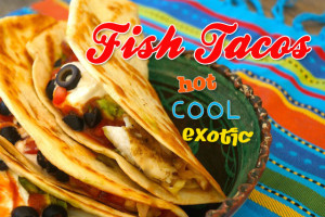 Cajun Spiced Fish Taco Recipe