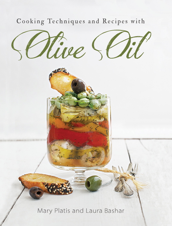 Olive Oil by Mary Platis and Laura Bashar