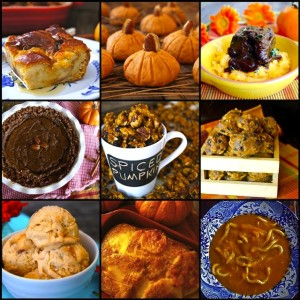 The Very Best Pumpkin Recipes and an Introduction to Bijouxs