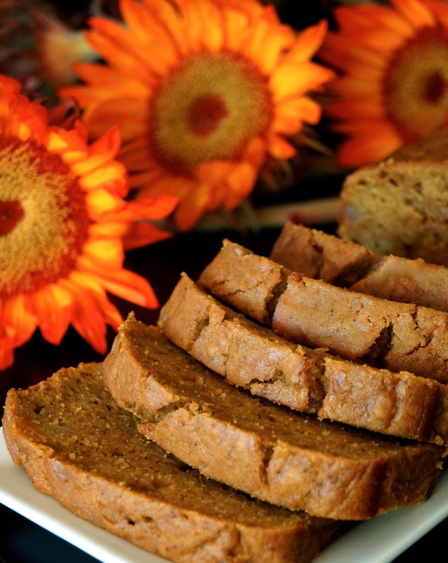Roasted Butternut Squash Gingerbread Recipe