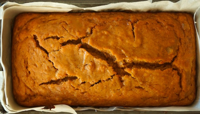 Roasted Butternut Squash Gingerbread
