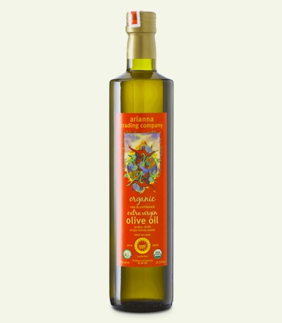 Organic and Unfiltered Extra Virgin Olive Oil