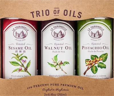 La Tourangelle Trio of Gourmet Oils