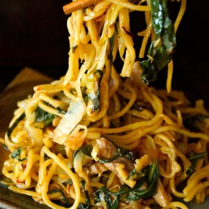 Chinese Longevity Noodles Recipe