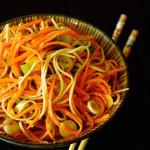 Gnger Carrot Soba Noodles