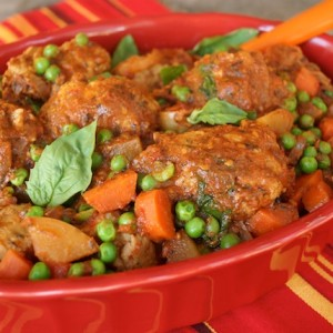 Turkey Meatball Stew Recipe