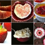 Top 10 Valentine's Day Desserts - red - pink - flowers | COOKINGONTHEWEEKENDS.COM