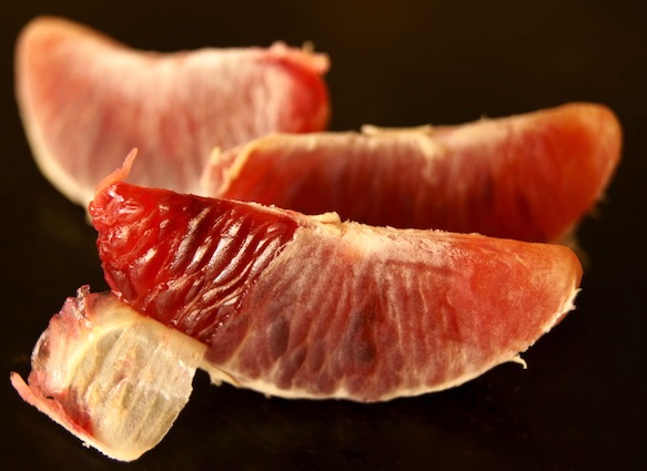 The Beauty of a Blood Orange