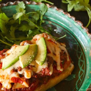Chorizo Enchilado Melt